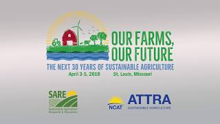 Reflections on the Past 30 Years of SARE and ATTRA
