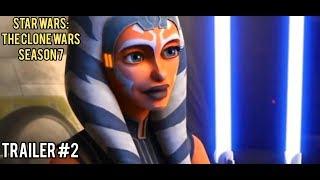 Звездные Войны: Войны Клонов / Star Wars: The Clone Wars | 7 сезон - трейлер #2 (2019)