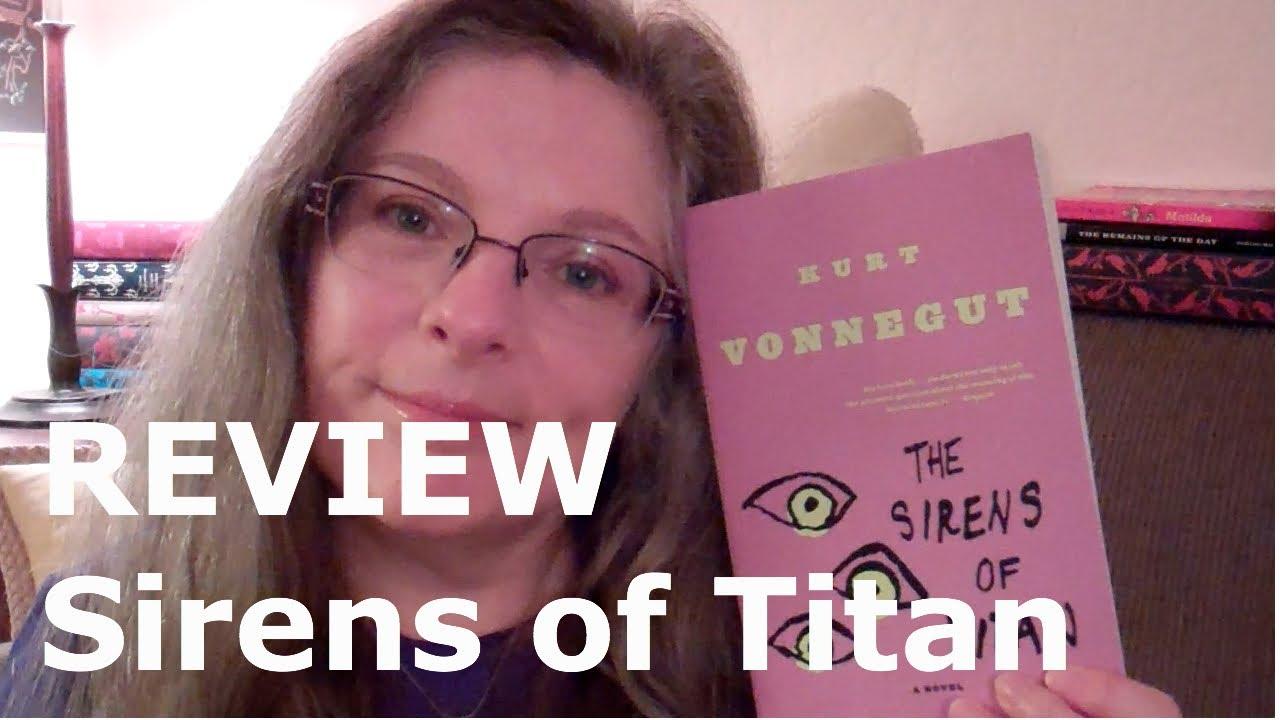Review Sirens Of Titan By Kurt Vonnegut