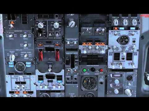 Configuración Boeing 737-800 NG