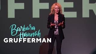 Launchpad to What's Next: Meet Barbara Hannah Grufferman