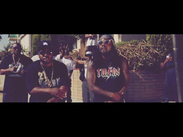 Tha Dogg Pound Ft. Wale - Gangsta Boogie (Official Music Video)
