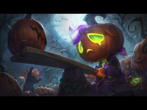 SKIN RATER Pumpkin Prince Amumu