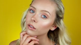 Easy & Affordable 5 Minute Summer Makeup | Cosmobyhaley