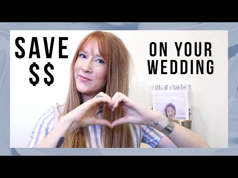 Cost Saving Tips for Your Wedding – DIY Wedding Planning
