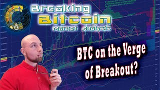 Bitcoin Poised on the Verge of Breakout - January Analysis!  John McAfee - ECB - CBDC - BCH!