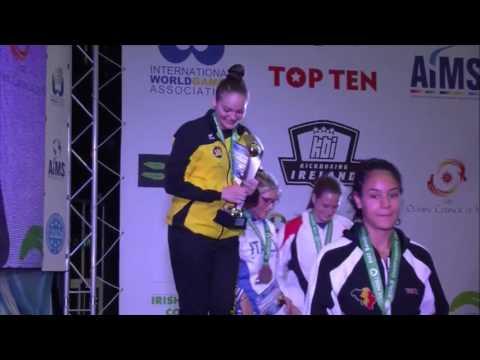 Musical Forms WAKO World Championships 2016 Day 5