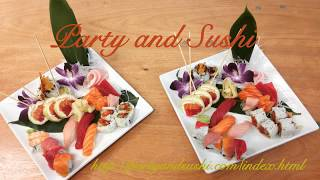 Party and Sushi in Los Angeles