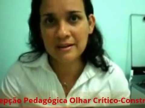 Concepção Pedagógico- Olhar crítico-construtivo na ação coordenar