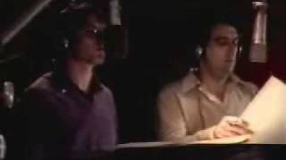 John Denver & Plácido Domingo in Studio - Perhaps Love (1980)