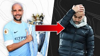 What the hell is happening to Pep Guardiola? | Oh My Goal