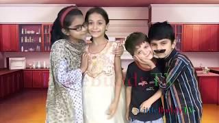 Brother Sister Nursery Rhyme in Hindi Urdu