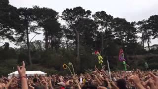 Outside lands 2015- DJ Mustard- Mac Dre-feelin myself