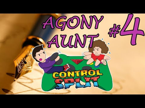 "Agony Aunt Control Split - ""My wife is trying to kill me?!"""