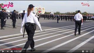 الشرطة المغربية بحلة جديدة