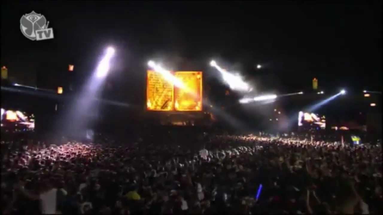 Tomorrowland 2012 AVICII - Levels [HD] - YouTube