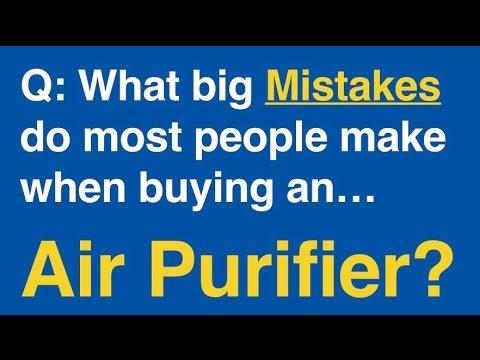 Air Purifier Reviews – 2017