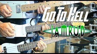 Gambar cover Jamrud Go To Hell Cover Tutorial Gitar dan Bass