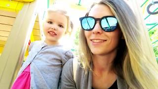 vlog лето с детьми в городе 1 - Senya Miro