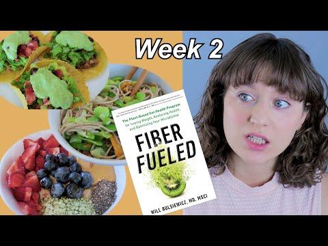 The Fiber Fueled 4 Weeks || Week 2 Experience