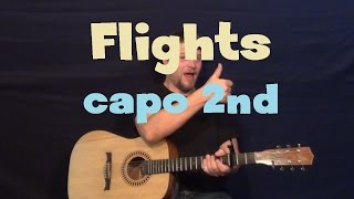 Flights Jack amp Jack Easy Guitar Lesson How to Play Tutorial