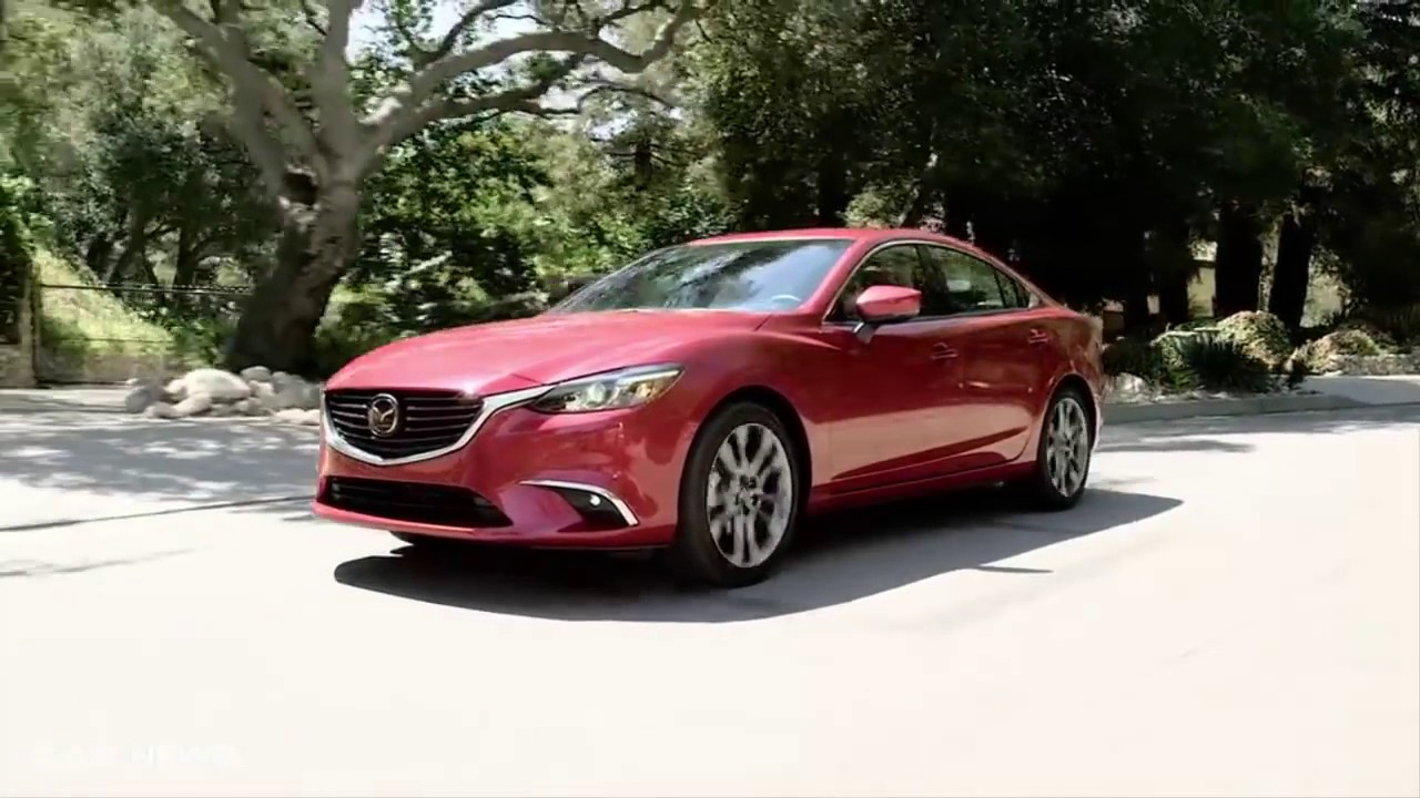 2017 mazda 6 crazy headlights youtube. Black Bedroom Furniture Sets. Home Design Ideas