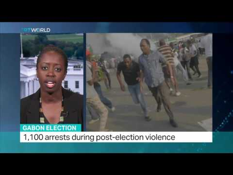 Gabon Election: Interview with Kamissa Camara, National Endowment for Democracy