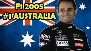 f1 2005 championship season 1 australia