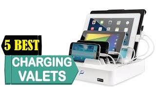 5 Best Charging Valets 2018 | Best Charging Valets Reviews | Top 5 Charging Valets