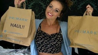 Primark Haul! August 2014 Thumbnail