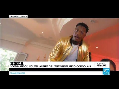 Niska, le rappeur franco-congolais aux 400 millions de vues