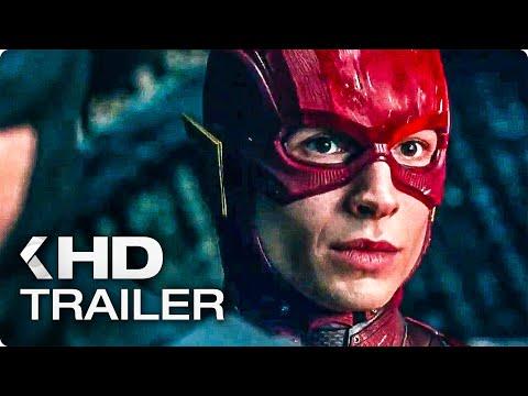 "JUSTICE LEAGUE ""The Team"" Featurette & Trailer (2017)"