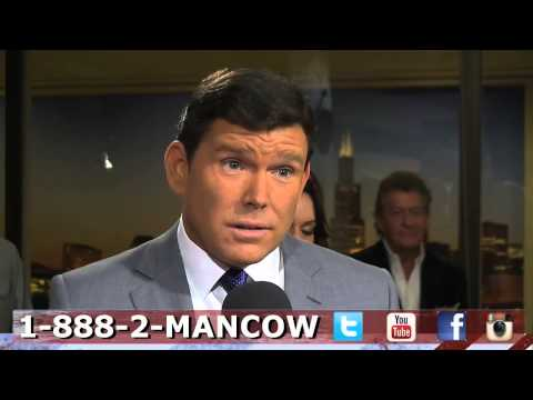 Mancow Interviews Bret Baier from the Fox News Channel