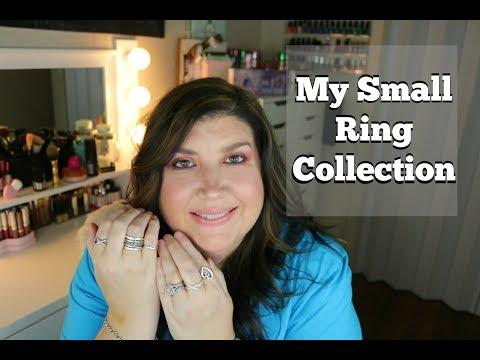 RING COLLECTION- James Avery, Amazon, Sundance, Zales