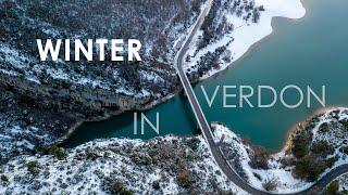A winter in Verdon