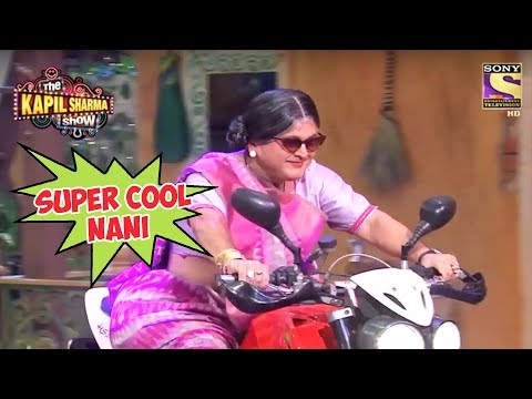 Super Cool Nani – The Kapil Sharma Show