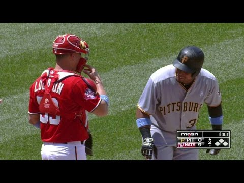 Nats fans boo Tabata day after no-hitter