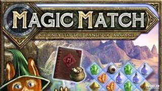 Magic Match - Lands of Arcane