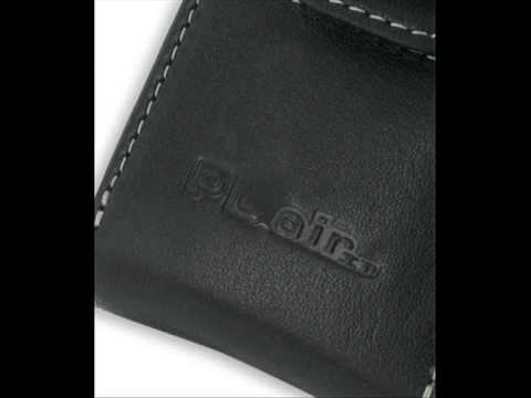 Leather Case for T-Mobile MDA Vario IV - Vertical Pouch Type Belt clip included (Black)