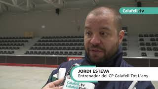 CP Calafell Tot l'Any 1-Deportivo Liceo 3