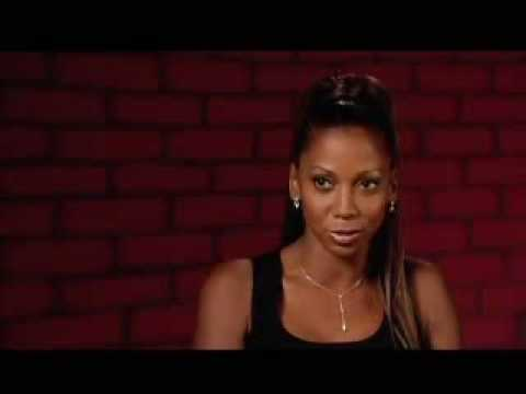 Holly Robinson speaks about Johnny Depp on 21 Jump Street