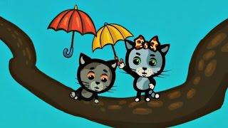 Мультики для малышей - Три котенка - Не прыгай с высоты (4 сезон | серия 5)