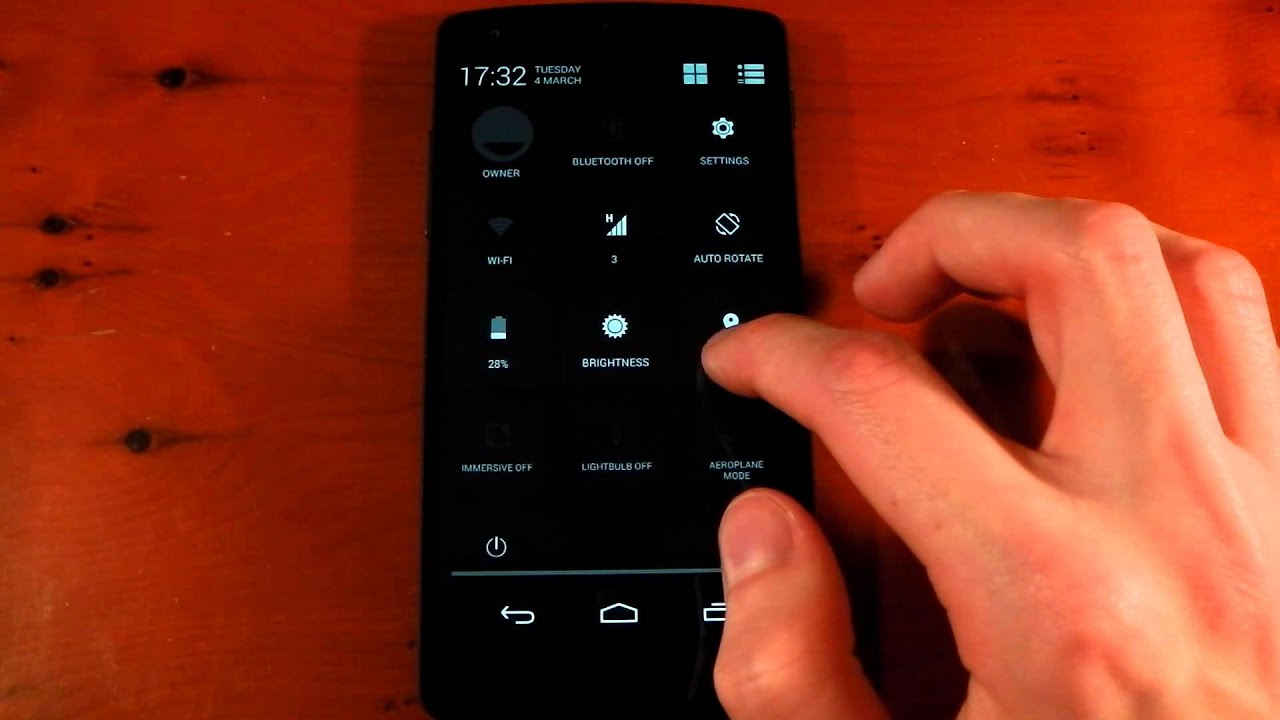 ROM] [4 4 2] [OFFICIAL] ParanoidAndroid 4 4…   Moto G