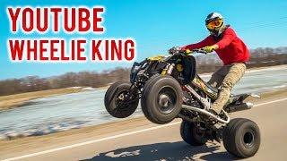 Longest Wheelie Competition!!