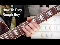 Rough Boy ZZ Top Guitar Lesson mp3