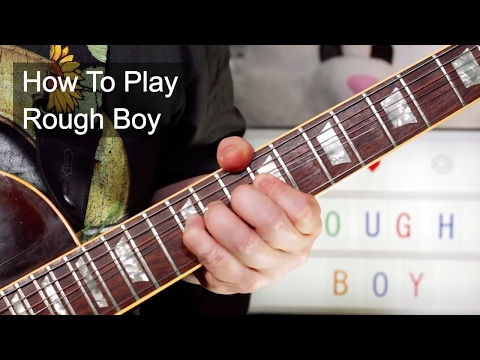 'Rough Boy' ZZ Top Guitar Lesson