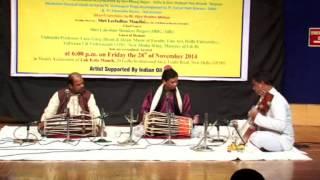 Pakhawaj Recital(Mridand recital), Nathdwara Gharana, Parmaarth sangeet, Indian classical music.