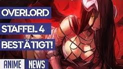 Overlord 4 - Neue Staffel auf AnimagiC enthüllt | Anime-News #102