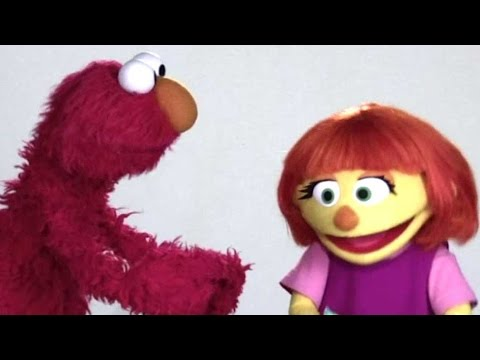 Meet Julia - Sesame Street's newest muppet with autism