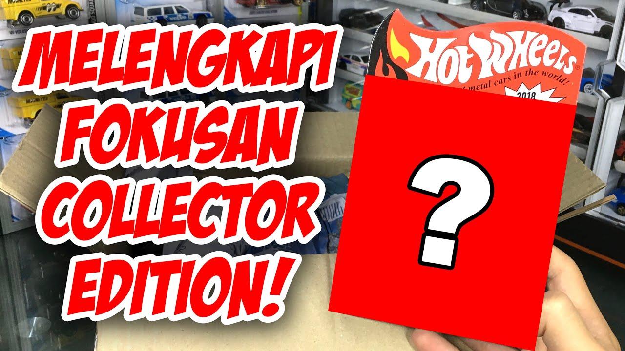 HUNTING ONLINE MELENGKAPI FOKUSAN COLLECTOR EDITION ! | HUNTING ONLINE HOT WHEELS
